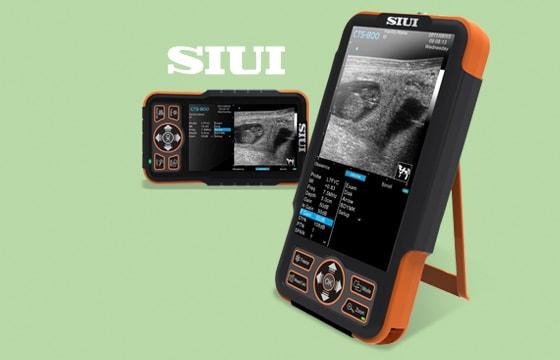 SIUI CTS-800 Großtier-Ultraschall
