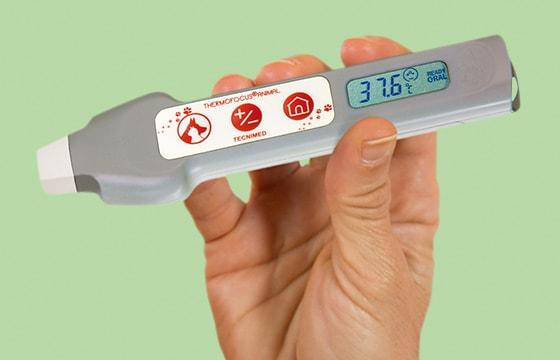 Termometro per animali