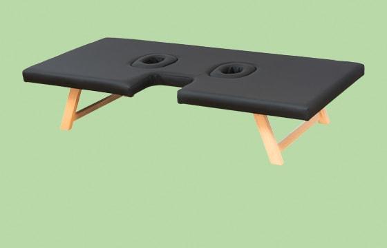 Echografie-tafelstandaard