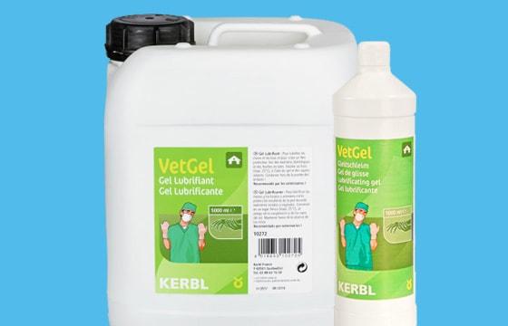 Veterinär-Gleitgel