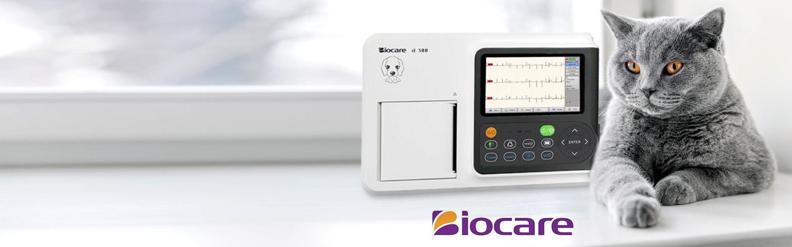 Biocare iE 300 veterinair ECG-apparaat