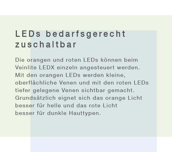 Veinlite LEDX Details 2