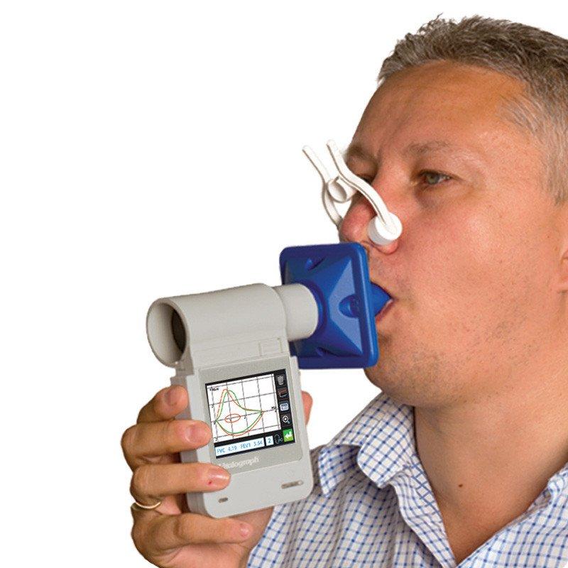 Spirometro Vitalograph micro