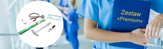 Zestaw dla studentów medycyny